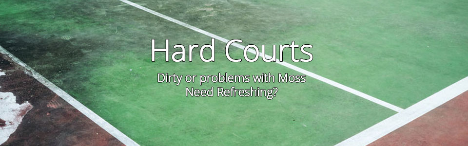 Tennis Court Maintenance - Lawn Wizard